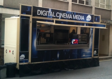 Promotional catering for Digital Camera Marketing in London